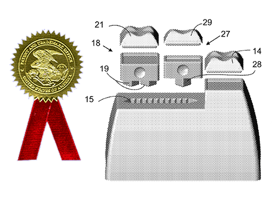 Patent For Stunt Stand
