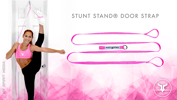 Use Stunt Stand Door Strap