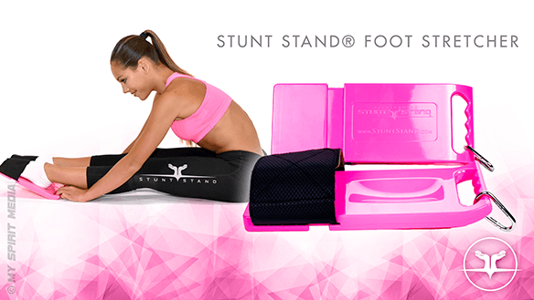 Stunt Stand Foot Stretcher