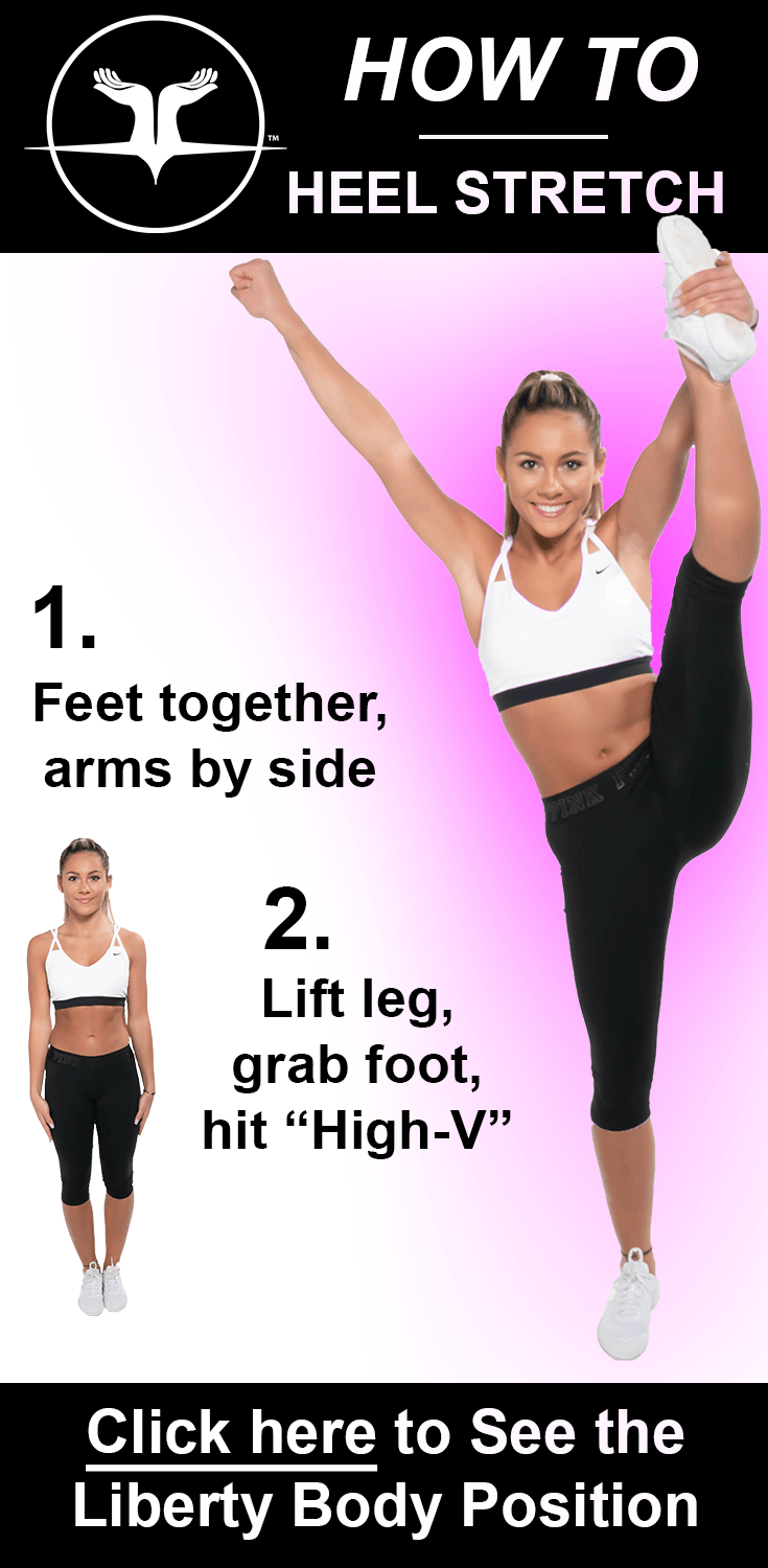How To Do A Heel Stretch