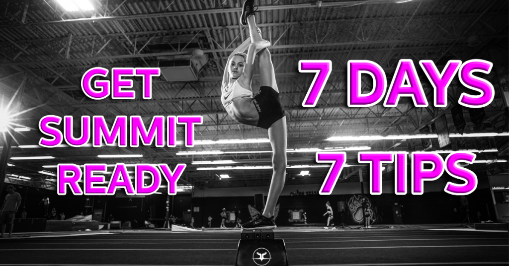 Preparing For Cheer Summit