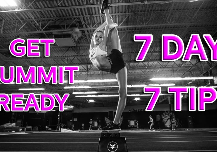 Preparing For Cheer Summit